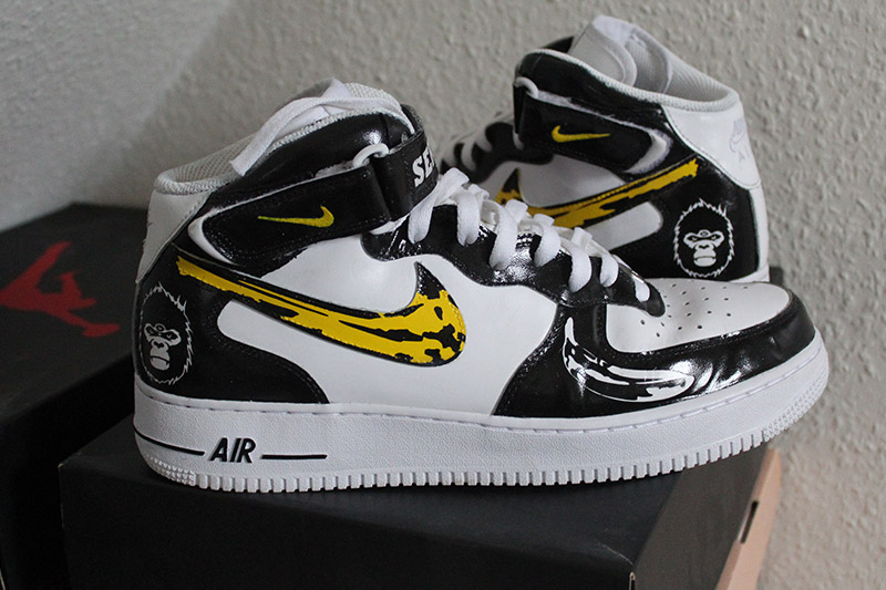 Nike Air Force One – Sergent