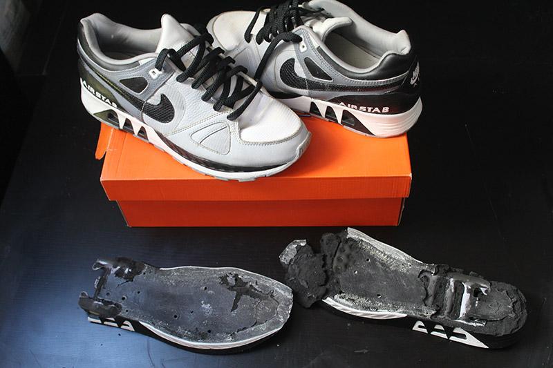 Nike Air Stab Premium 2007 Soleswap
