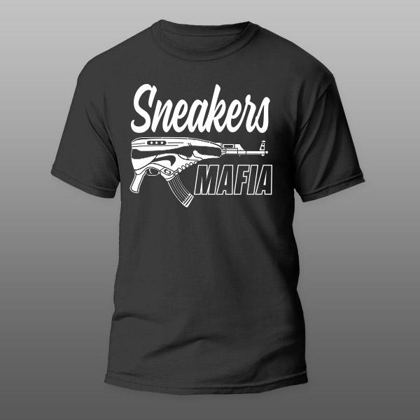 Tshirt Sneakers Mafia