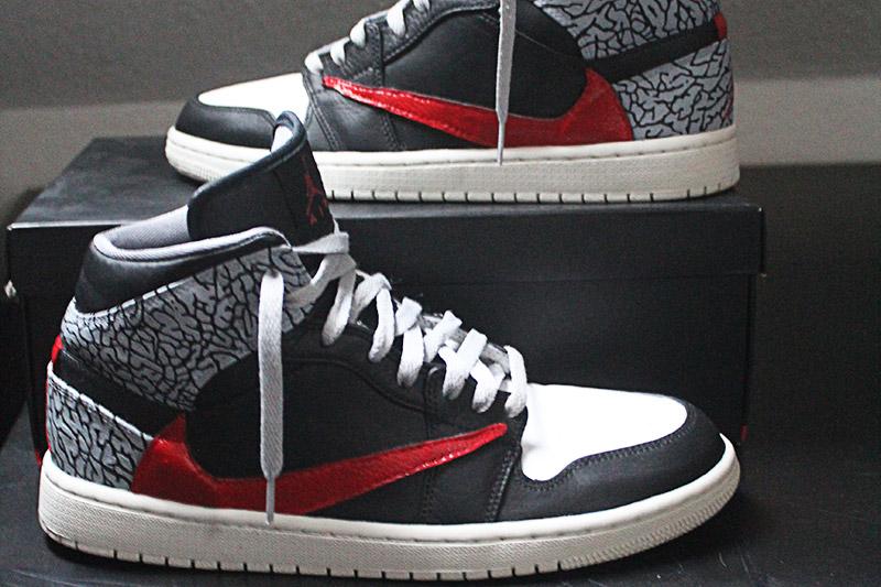 Nike Air Jordan 1 Cactus BRED