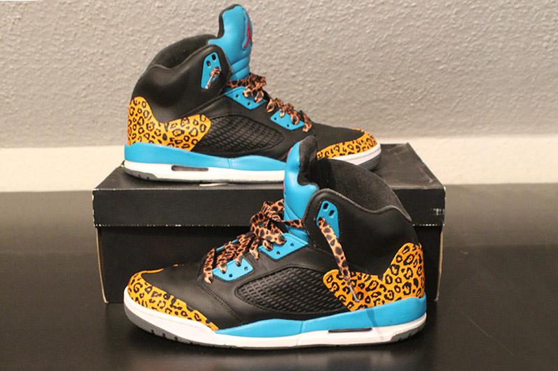 Hybrid Jordan 53 Cheetah