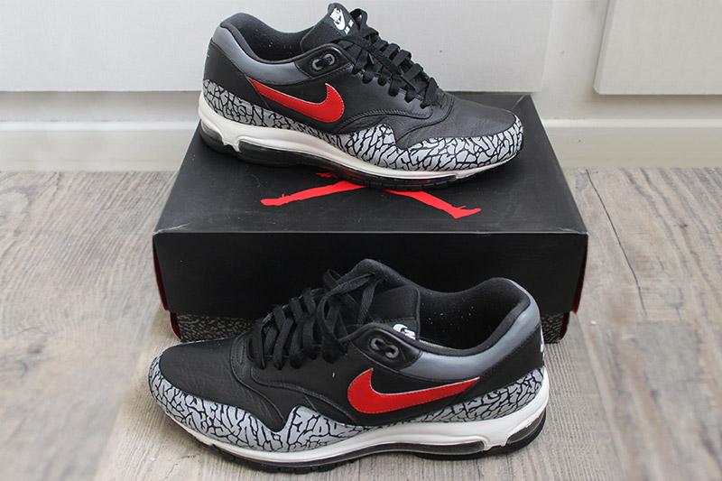 Nike Air Max 1/97 BRED
