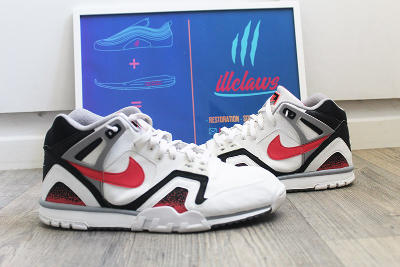 Nike Air Tech Challenge 2 – 90 Roland Garros French Open Tribute